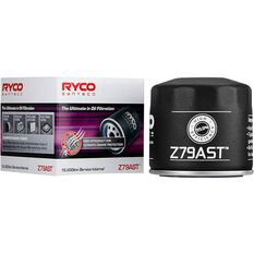 Ryco Syntec Oil Filter (Interchangeable with Z79A) - Z79AST, , scanz_hi-res