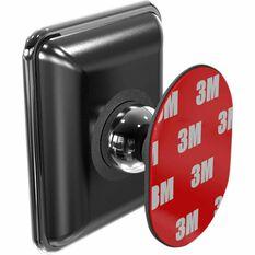 Cabin Crew Phone Holder - Sticker Mount, Magnetic, Black, , scanz_hi-res