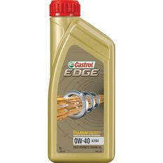 Castrol EDGE Engine Oil - 0W-40, A3/B4, 1 Litre, , scanz_hi-res