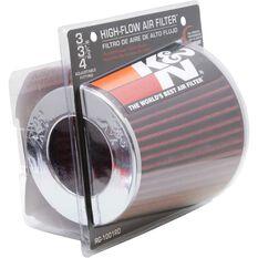 K&N Pod Air Filter - Red,  KN RG-1001RD, , scanz_hi-res