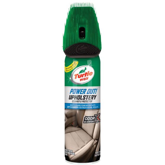 Turtle Wax Power Out Upholstery Cleaner 510g, , scanz_hi-res