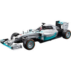 Remote Control Car - Formula 1 Petronas W05 Mercedes Benz, 1:24 scale model, , scanz_hi-res