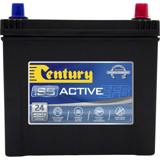 Century ISS Active Stop/Start Car Battery Q85MF, , scanz_hi-res