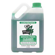 Bar's Bugs Windscreen Cleaner Concentrate 2L, , scanz_hi-res