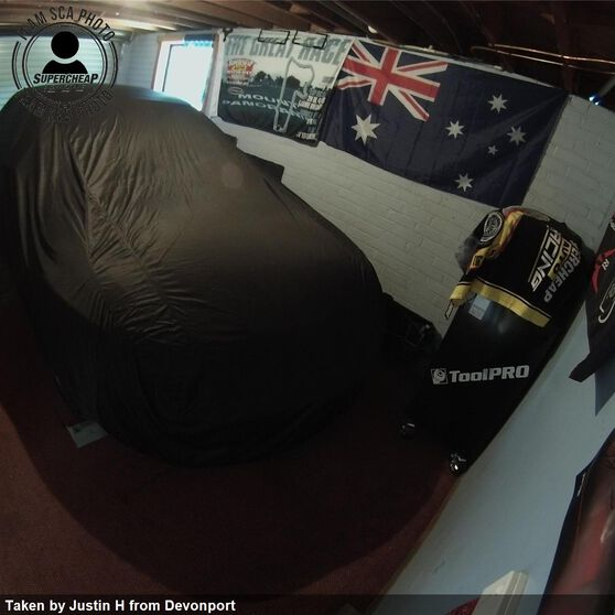 Car Cover - Gold Protection, Show, Suits Large/Extra Large Vehicles, , scanz_hi-res