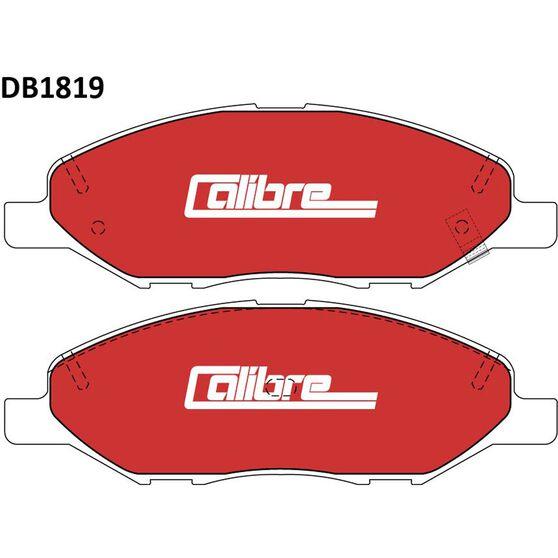 Calibre Disc Brake Pads - DB1819CAL, , scanz_hi-res