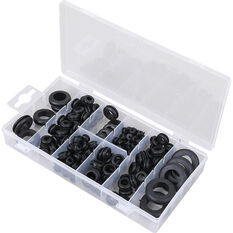 Toolpro Rubber Grommet Set - 180 Piece, , scanz_hi-res