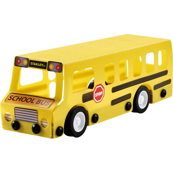 Stanley Jnr Build Kit - School Bus, Small, , scanz_hi-res