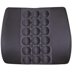 SCA Lumbar Support Cushion - Black Single, , scanz_hi-res