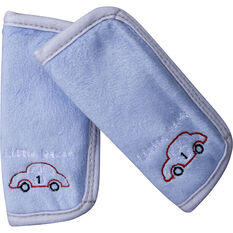 Cabin Crew Kids Seat Belt Buddies - Blue & Grey, Pair, , scanz_hi-res