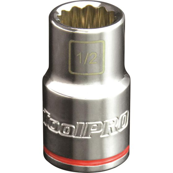 ToolPRO Single Socket - 1 / 2 inch Drive, 1 / 2 inch, , scanz_hi-res