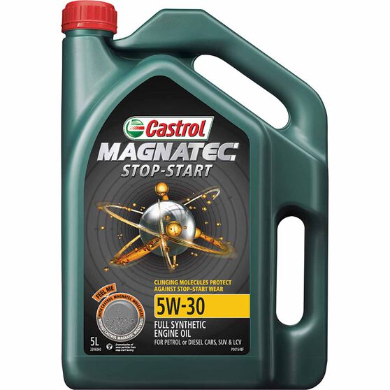 Castrol Magnatec Stop Start 5W-30 - 5 Litre, , scanz_hi-res