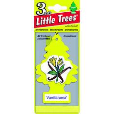 Little Trees Air Freshener - Vanillaroma, 3 Pack, , scanz_hi-res