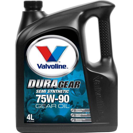 Valvoline Duragear Manual Transmission Oil - 75W-90, 4 Litre, , scanz_hi-res