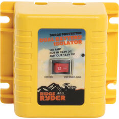 Ridge Ryder 140 Amp Voltage Sensitive Relay, , scanz_hi-res