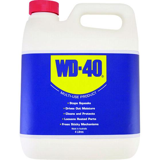 WD-40 Multi-Purpose Lubricant 4 Litre, , scanz_hi-res