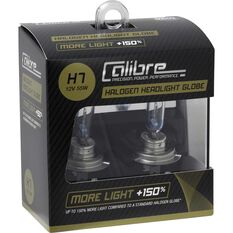 Calibre Plus 150 Headlight Globe - H7, 12V, 55W, , scanz_hi-res
