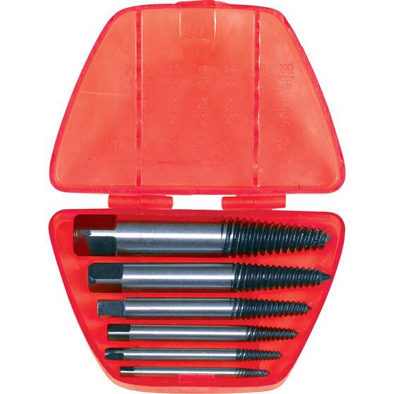 Toledo Screw Extractor Set 6 Piece, , scanz_hi-res