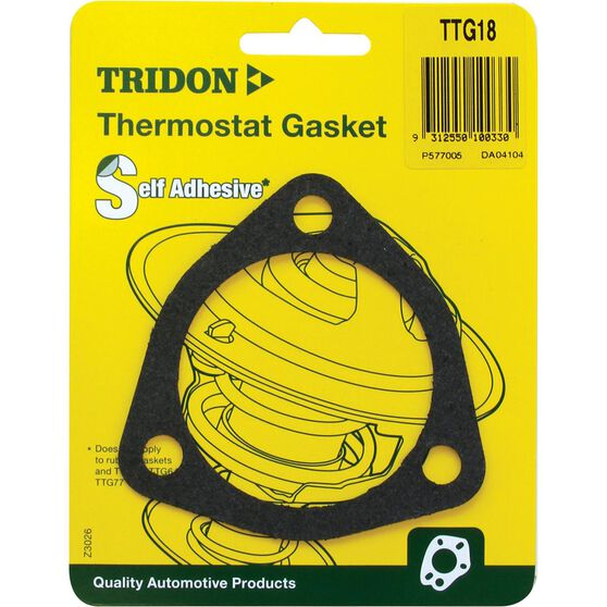 Tridon Thermostat Gasket - TTG18, , scanz_hi-res