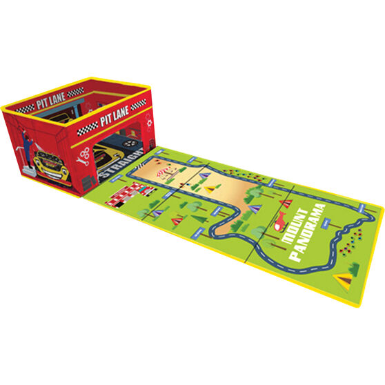 Foldable Storage Box - With Play Mat, , scanz_hi-res