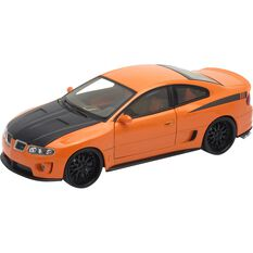 Welly Diecast Model 2005 Pontiac GTO - 1:24 Scale Car, , scanz_hi-res