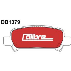 Calibre Disc Brake Pads DB1379CAL, , scanz_hi-res