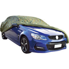 SCA Extra Large Camouflage Car Cover, , scanz_hi-res