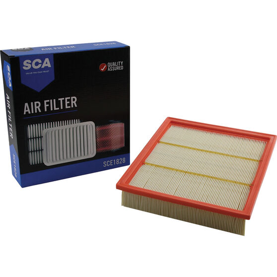 SCA Air Filter - SCE1828 (Interchangeable with A1828), , scanz_hi-res