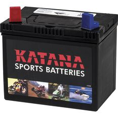 Katana Lawn and Garden Mower Battery U1MF, , scanz_hi-res