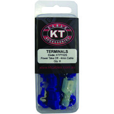 KT Cable Power Take Off - Blue, 6 Pack, , scanz_hi-res