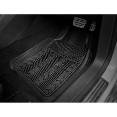 SCA Tread Floor Mats -  Black, Set of 4, , scanz_hi-res