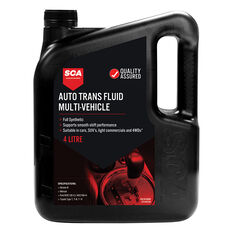 SCA ATF Multi Vehicle Automatic Transmission Fluid 4 Litre, , scanz_hi-res