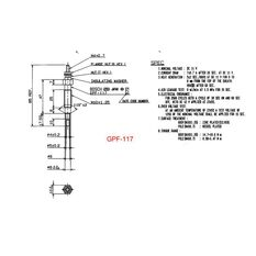 Bosch Glow Plug GPF-117, , scanz_hi-res