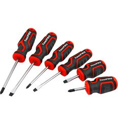 ToolPRO Screwdriver Set - 6 Piece, , scanz_hi-res