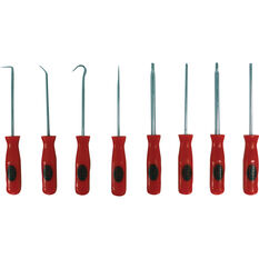 SCA Mini Pick Set 8 Piece, , scanz_hi-res