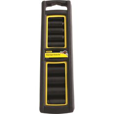 Stanley Impact Deep Socket Set - 1 / 2inch Drive, Imperial, 11 Piece, , scanz_hi-res