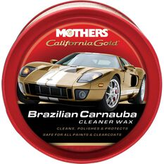 California Gold Brazilian Carnauba Cleaner Wax - 340g, , scanz_hi-res