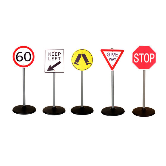 Road Sign Set, , scanz_hi-res
