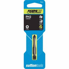 Sutton Phillips Torsion Workshop Impact Bit #2 - 50mm, , scanz_hi-res
