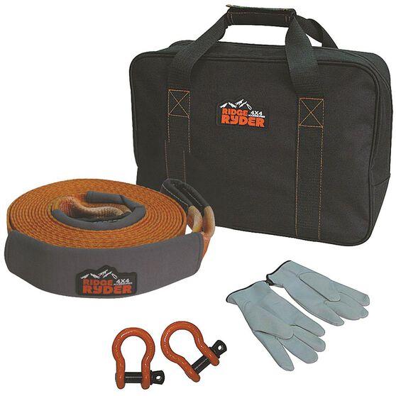 Ridge Ryder 4WD Snatch Kit, , scanz_hi-res