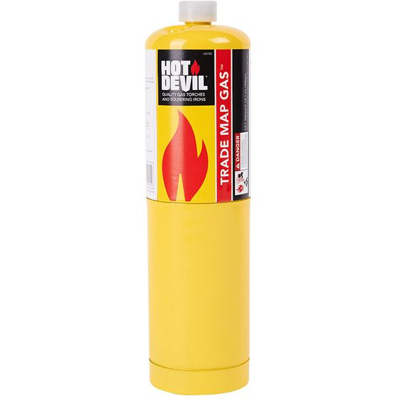 Hot Devil MAP Pro Gas Replacement Bottle, , scanz_hi-res