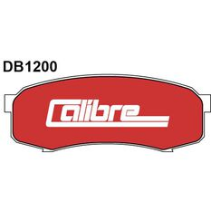 Calibre Disc Brake Pads - DB1200CAL, , scanz_hi-res