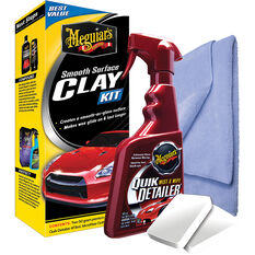 Meguiar's Smooth Surface Clay Bar Kit, , scanz_hi-res