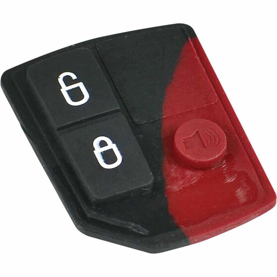 MAP Key Remote Button Replacement - Suits Ford Falcon BA - BF, 3 Button, KF113, , scanz_hi-res