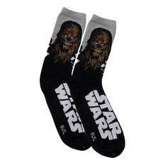 Star Wars Chewie Character Socks, , scanz_hi-res