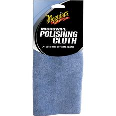 Meguiar's Microwipe Polishing Cloth - 400 x 400mm, , scanz_hi-res