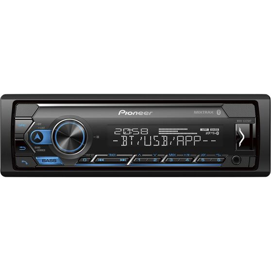 Pioneer Digital Media Player With Bluetooth MVH-S325BT, , scanz_hi-res