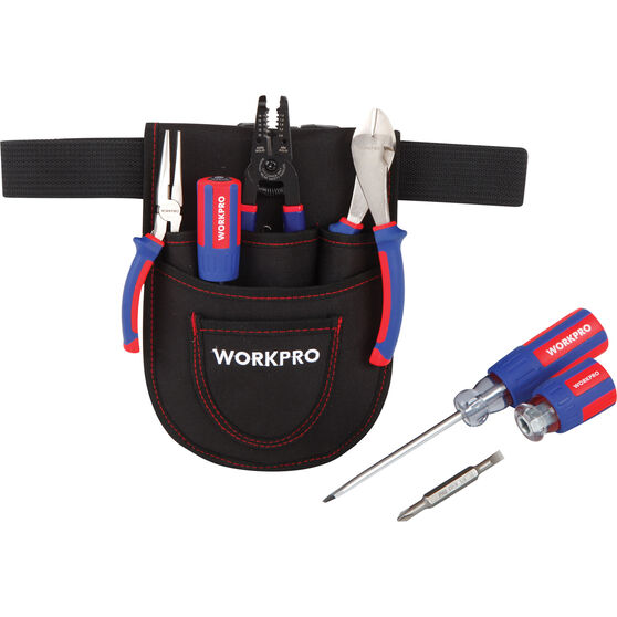 WORKPRO Tool Kit - 6 Piece, , scanz_hi-res