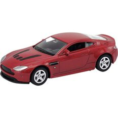 Welly Diecast Model Deluxe Racer - 1:60 Scale Car, , scanz_hi-res