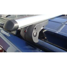 Rail Mount Roof Racks - Universal, 1200mm, Pair, , scanz_hi-res